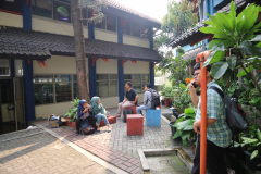 Taman Mahasiswa Fakultas Psikologi